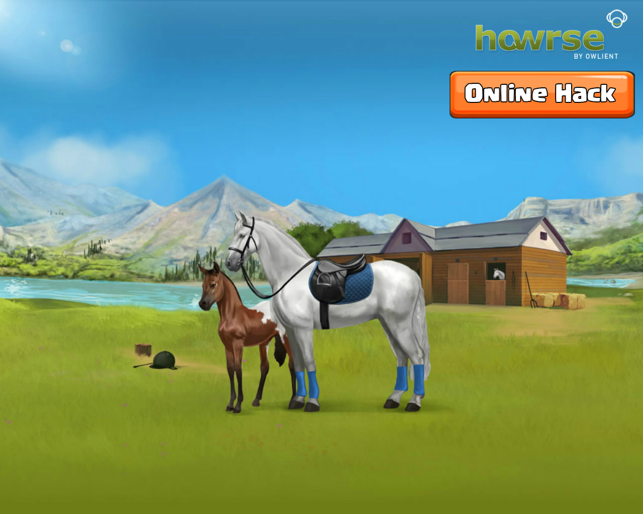 Hack Howrse and get unlimited free passes use this generator online now!