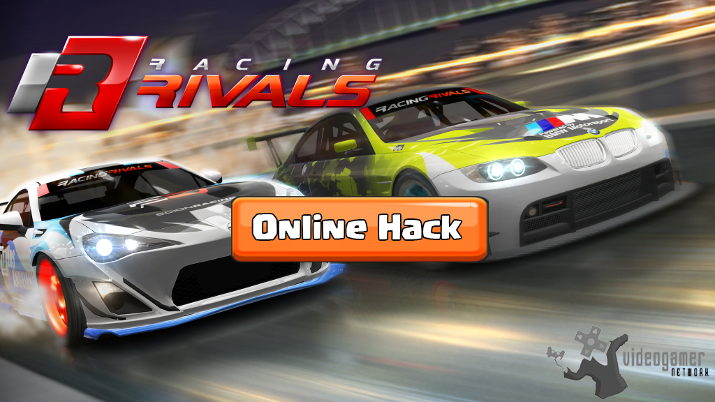 the main image of racing rivals hack