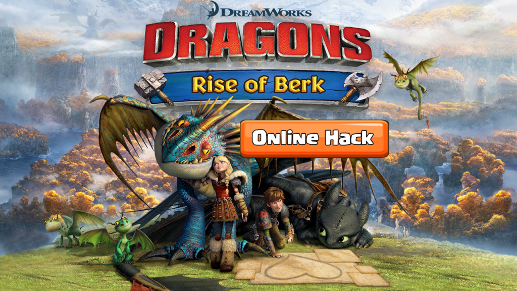 rise of berk hack