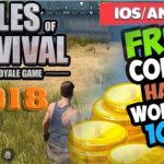 Rules of Survival: How to Get Free Diamonds, and Unlimited Gold Hack