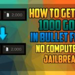 bullet force hack and free gold