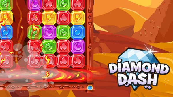 top picture of diamond dash hack and cheat tool