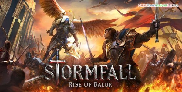 Stormfall Rise of Balur Hack (2015) (Android) (iOS)