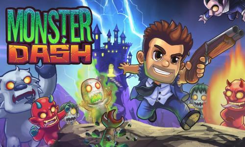 Monster Dash Hack