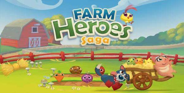Unlimited Gold Bars, Magic Beans with Farm Heroes Saga Hack & Cheat Tool