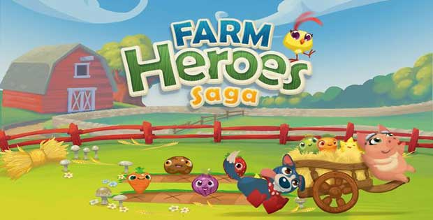 Farm Heroes Saga Infinite Boosters and Lives Hack
