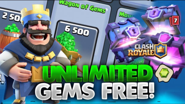 How To Get Unlimited Gems For Free With Clash Royale Hack & Cheat Tool