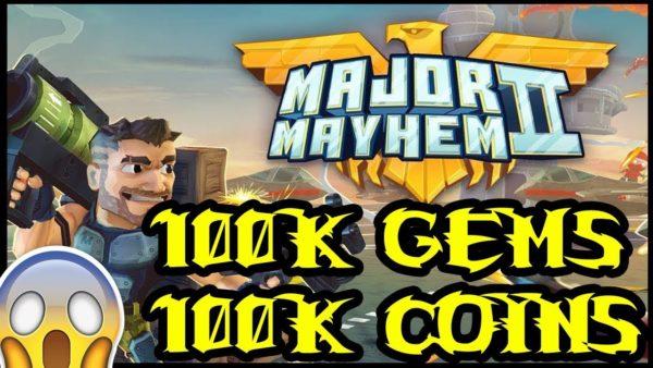 Major Mayhem Hack